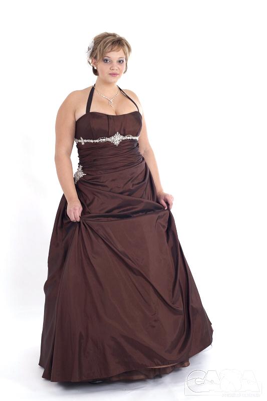 Společenské šaty XXL  42-52 - Svatební centrum - Společenské šaty Olomouc b55334f8d0
